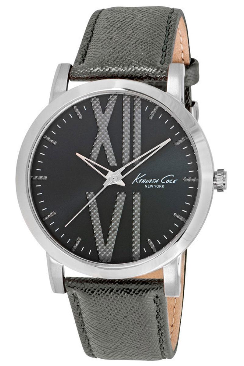 Наручные часы мужские Kenneth Cole Classic, цвет: черный. 10014816BM8434-58AEЧасы наручные Kenneth Cole 10014816