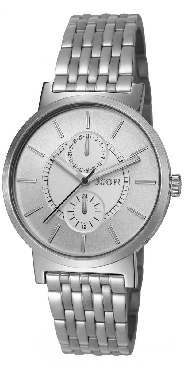 Наручные часы мужские JOOP! Origin Multifunction, цвет: белый. JP101441003BM8434-58AEЧасы наручные Joop! JP101441003