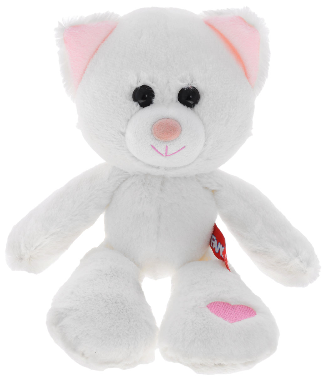 Fancy Мягкая игрушка Котенок Бася игрушка арт 1805 36 мягкая игрушка котенок трехшерстный м