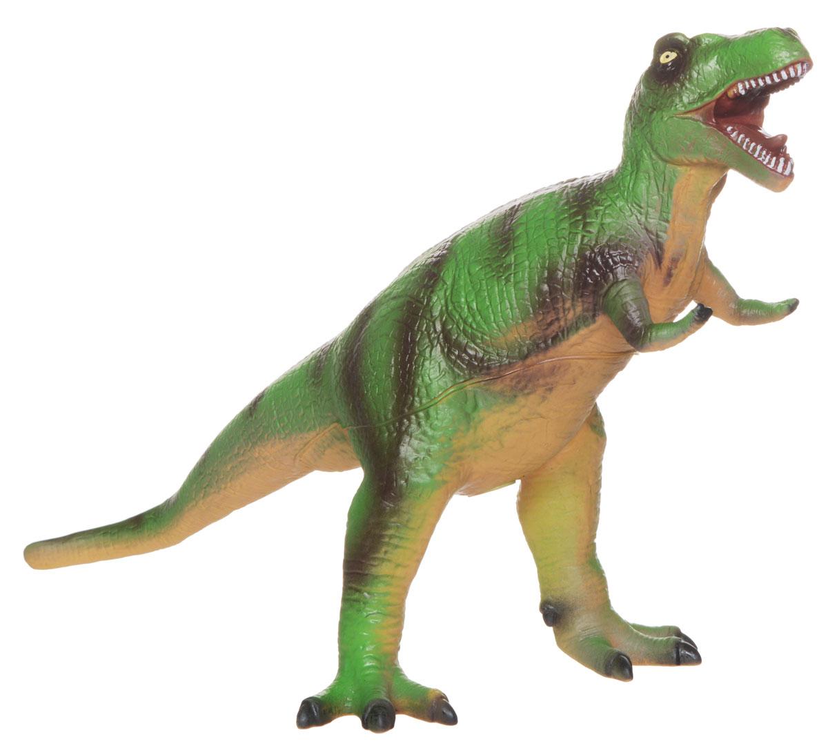 HGL Фигурка Тиранозавр hgl фигурка черепаха с подсветкой цвет ярко оранжевый