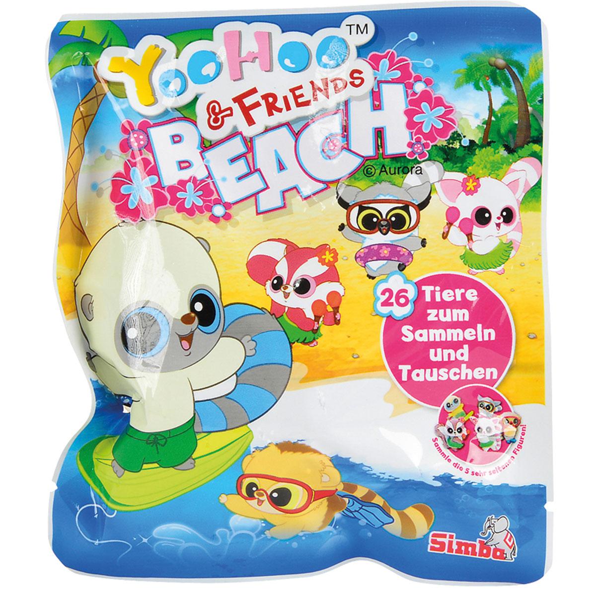 YooHoo & Friends Фигурка На пляже