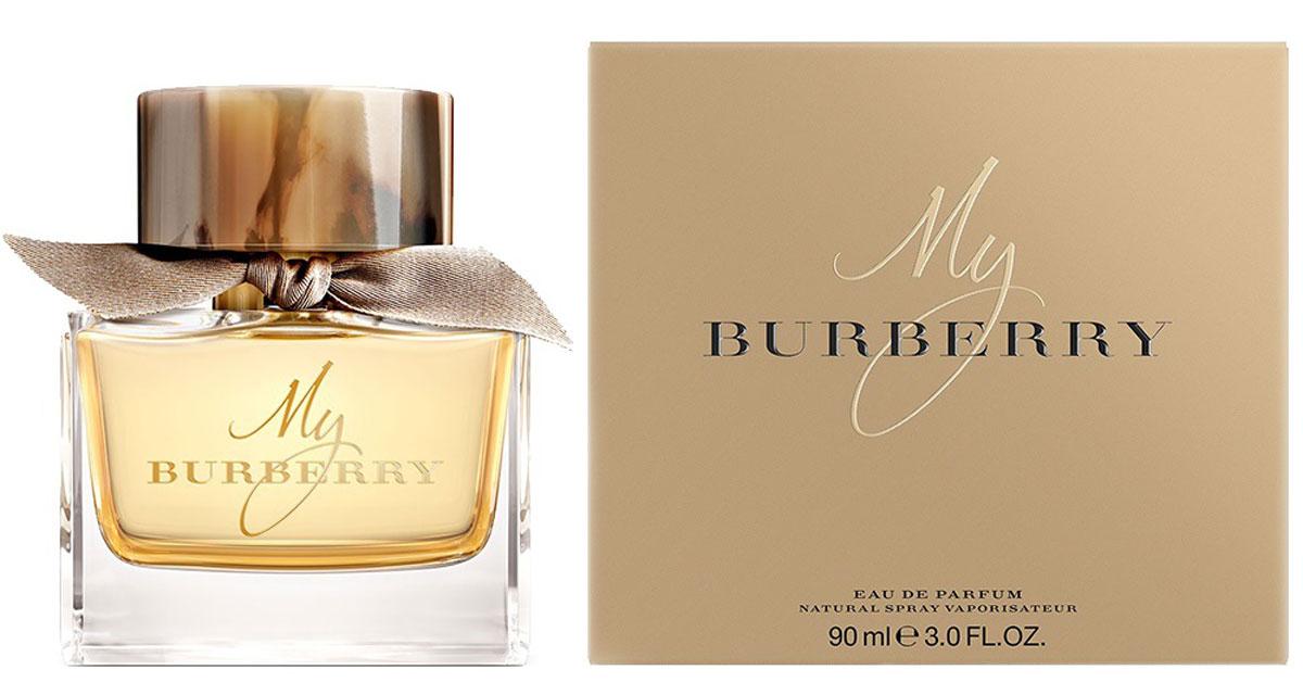 Burberry MY Burberry WOMAN парфюмированная вода 90 мл4210201746348Цветочные. Бергамот, душистый горошек, айва, герань, фрезия, пачули, роза
