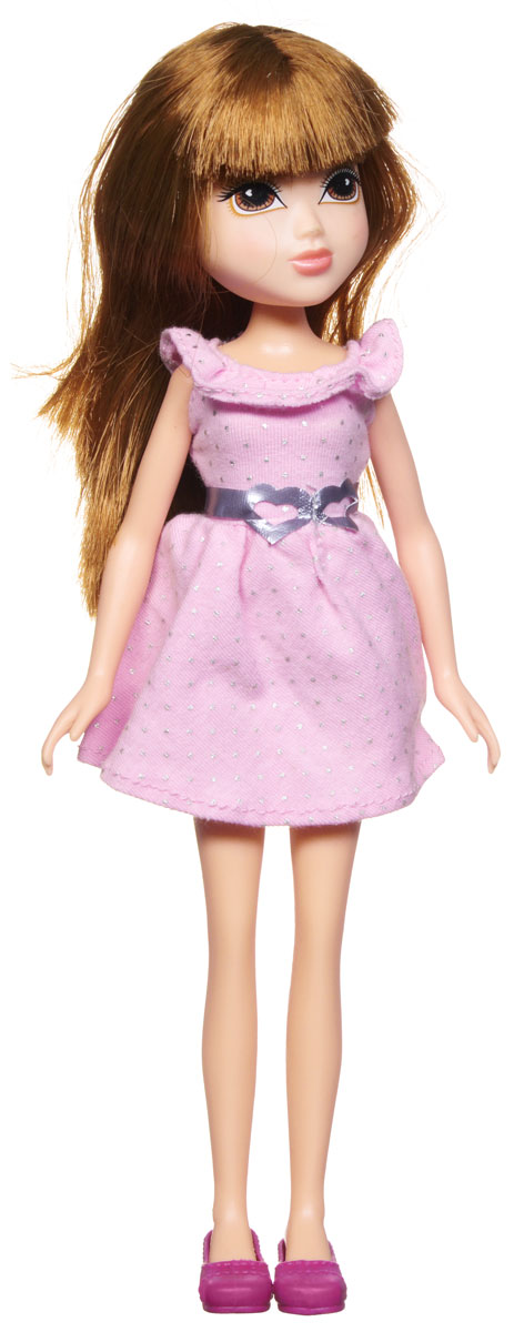 Moxie Кукла Подружка Ида в розовом платье