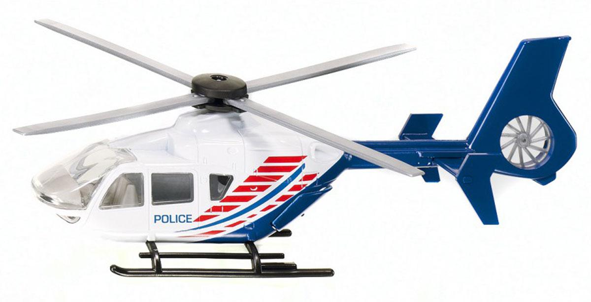 Siku Полицейский вертолет цвет синий белый
