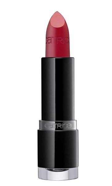 CATRICE Губная помада Ultimate Colour Lipstick 310 Red My Lips огненно-красный, 3,8гр76859Высоко пигментированные, богатые оттенки идеальное покрытие и блеск, а также гладкая, сливочная и долгосрочные текстуры: цвет который длится в течение нескольких часов.Эта помада насыщена пигментами, поэтому подарит Вашим губам яркий цвет на целый день