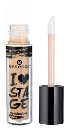 Essence База под тени для век, с аппликатором, 4 мл5010777142037Кремовая текстура не скатывается, помогая теням дольше держаться и выглядеть насыщено. Для идеального макияжа как на сцене!