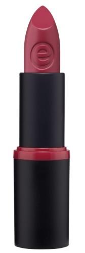 essence Губная помада longlasting lipstick темно-бордовый т. 04, 3,8грd215225133Коллекция «longlasting lipstick» - это множество красивых оттенков губной помады, поэтому каждая девушка сможет выбрать себе подходящий ей цвет.Любая помада из этой серии имеет хорошо пигментированный цвет и на несколько часов придаёт губам безупречный ухоженный вид. Вы можете выбрать как нюдовые (например, оттенок 5, 11), так и яркие насыщенные цвета (оттенки 2, 3).Помады представлены в чёрной матовой пластиковой упаковке с цветной полоской, совпадающей с оттенком помады. Плотная крышка защищает помаду от возможности открываться без необходимости.