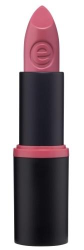 essence Губная помада longlasting lipstick розово-коричневый т. 07, 3,8гр6Коллекция «longlasting lipstick» - это множество красивых оттенков губной помады, поэтому каждая девушка сможет выбрать себе подходящий ей цвет.Любая помада из этой серии имеет хорошо пигментированный цвет и на несколько часов придаёт губам безупречный ухоженный вид. Вы можете выбрать как нюдовые (например, оттенок 5, 11), так и яркие насыщенные цвета (оттенки 2, 3).Помады представлены в чёрной матовой пластиковой упаковке с цветной полоской, совпадающей с оттенком помады. Плотная крышка защищает помаду от возможности открываться без необходимости.