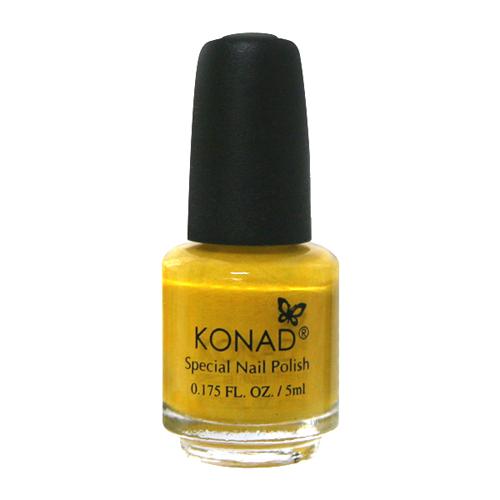 Konad Специальный лак для стемпинга Желтый S06 Yellow 5 млAS-501/RСпециальный лак для стемпинга 5 мл