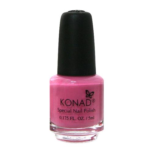 Konad Специальный лак для стемпинга Пастельно-розовый S13 Pastel Pink 5 млWS 7064Специальный лак для стемпинга 5 мл