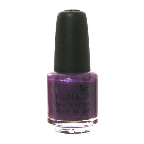 Konad Специальный лак для стемпинга Фиолетово-перламутровый S18 Violet Pearl 5 мл5010777139655Специальный лак для стемпинга 5 мл