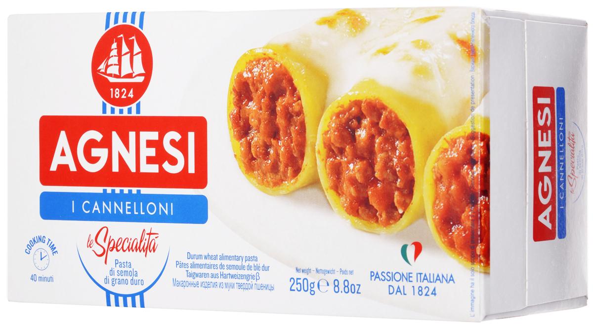 Agnesi Каннеллони макароны, 250 г8001200019764Agnesi - это одна из старейших марок макарон в Италии. С 1824 года в итальянском городе Империя, расположенном на берегу Средиземного моря, семья Agnesi начала производить эти, благодаря своему качеству, широко известные макаронные изделия.Большие парусники, символ марки Agnesi, бороздили моря и океаны в поисках лучшей пшеницы твердых сортов. Лучшее зерно, привезенное с Юга Италии, Канады, Австралии и Аргентины непосредственно с кораблей направлялось на мельницу Agnesi, и сегодня считающейся самой длинной (синоним - самой качественной) мельницей Италии.