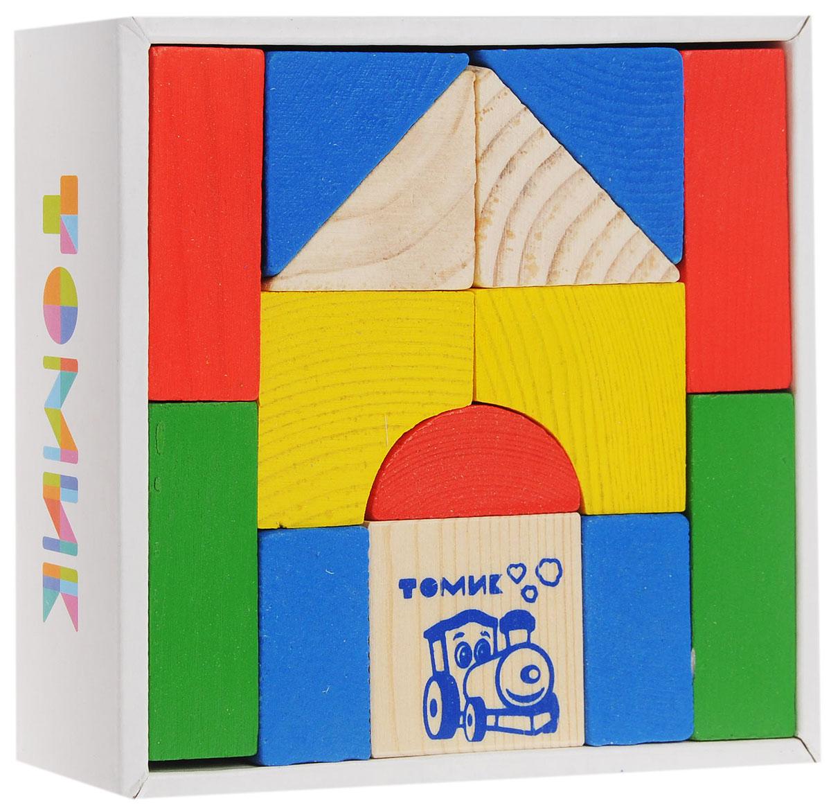 Томик Конструктор Цветной томик томик конструктор цветной 14 деталей