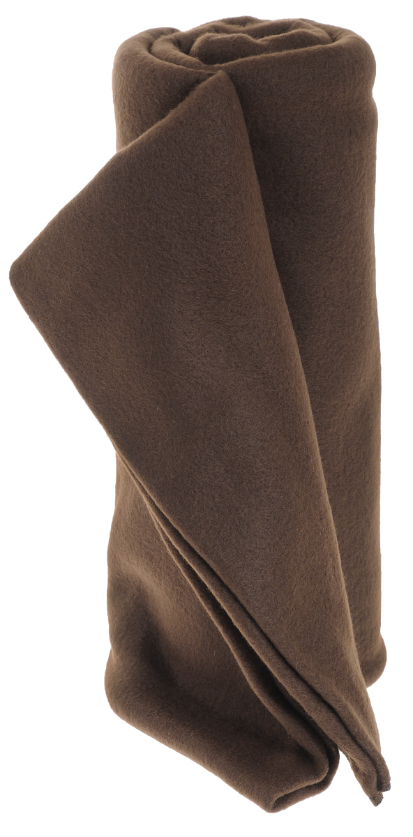 Покрывало флисовое Диана, цвет: шоколад, 130 см х 150 см10503Изящное покрывало Диана, выполненное из флиса (100% полиэстер), гармонично впишется в интерьер вашего дома и создаст атмосферу уюта и комфорта. Флис имеет фактуру велюра, ткань приятная на ощупь, мягкая и слегка пушистая, но при этом очень легкая, хорошо сохраняет тепло, устойчива к стирке и износу. Благодаря мягкой и приятной текстуре, глубоким и насыщенным цветам, такое покрывало станет модной, практичной и уютной деталью вашего интерьера. Покрывало согреет в прохладную погоду и будет превосходно дополнять интерьер вашей спальни. Высочайшее качество материала гарантирует безопасность не только взрослых, но и самых маленьких членов семьи.Покрывало может подчеркнуть любой стиль интерьера, задать ему нужный тон - от игривого до ностальгического. Покрывало - это такой подарок, который будет всегда актуален, особенно для ваших родных и близких, ведь вы дарите им частичку своего тепла!