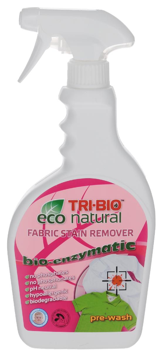 Пятновыводитель Tri-Bio, 420 мл. 0070787502Профессиональный био-пятновыводитель Tri-Bio удаляет даже самые стойкие пятна с ковровых покрытий, мягкой мебели, автомобильных сидений и большинства тканей. Эффективно ликвидирует пятна от пищи, кофе, жира, крови и многого другого. Ликвидирует неприятные запахи, устраняя их причину. Сохраняет свежесть и яркость цветных тканей. В отличие от стандартных химических продуктов, позволяет обеспечить более глубокую и безопасную чистку. Состав: 5-15% мыло, 5-15% неионогенный сурфакт, менее 5% ферменты: протеаза, липаза, амилаза, mannanase, целлюлозы, феноксиэтанол.Товар сертифицирован.