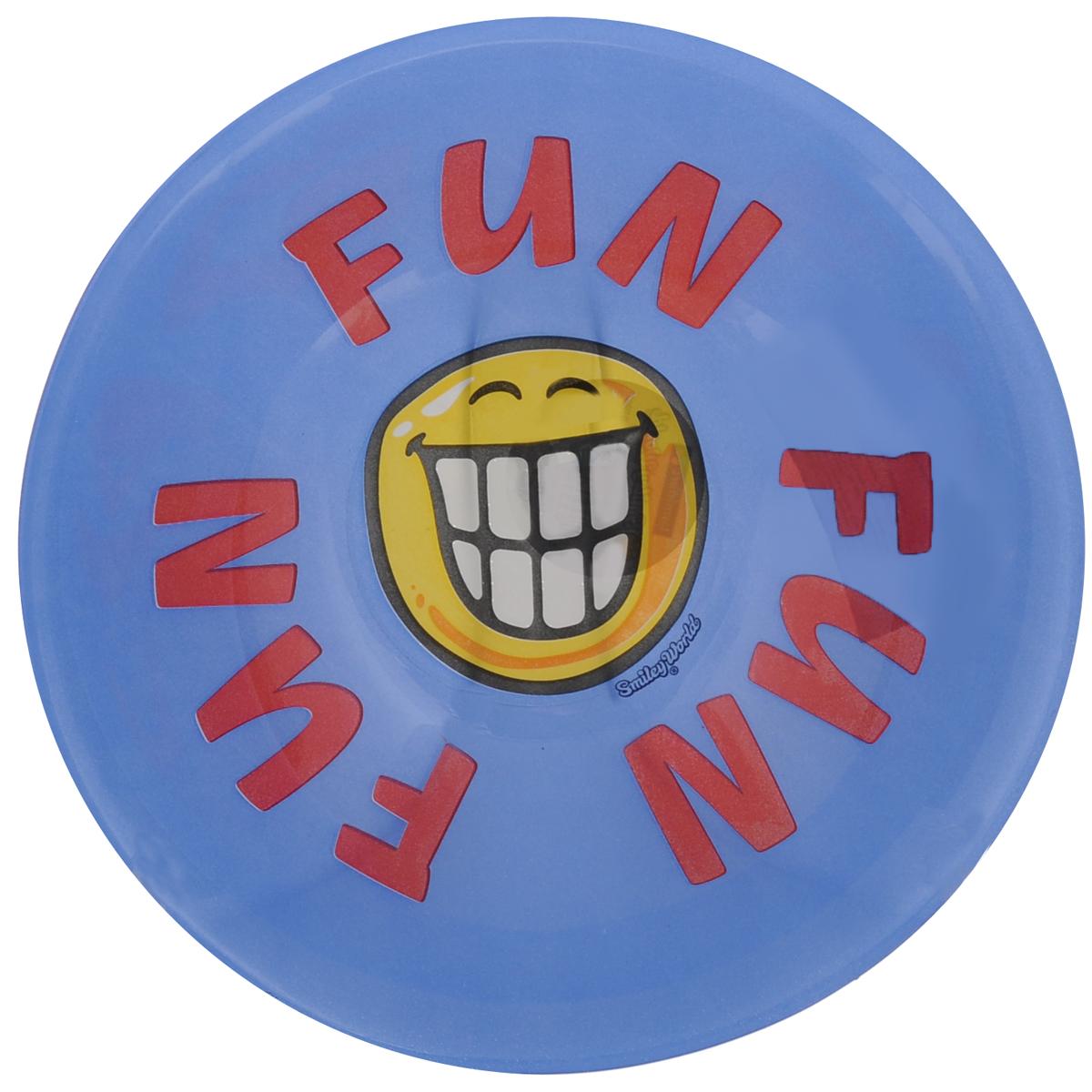 Миска Luminarc Smiley World First, диаметр 16,5 см115510Миска Luminarc Smiley World First выполнена из высококачественного стекла. Изделие сочетает в себеизысканный дизайн с максимальной функциональностью. Она прекрасно впишется в интерьер вашей кухни и станет достойным дополнением к кухонному инвентарю. Миска Smiley World подчеркнет прекрасный вкус хозяйки и станет отличным подарком. Диаметр миски (по верхнему краю): 16,5 см. Высота стенки: 4,5 см.