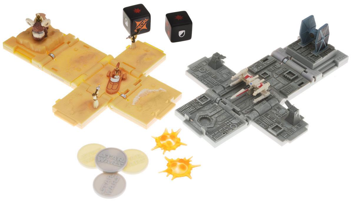 Spin Master Боевые кубики Звездные войны Tusken Raider Attack & Battle of Yavin 2 шт spin master боевые кубики звездные войны tusken raider attack