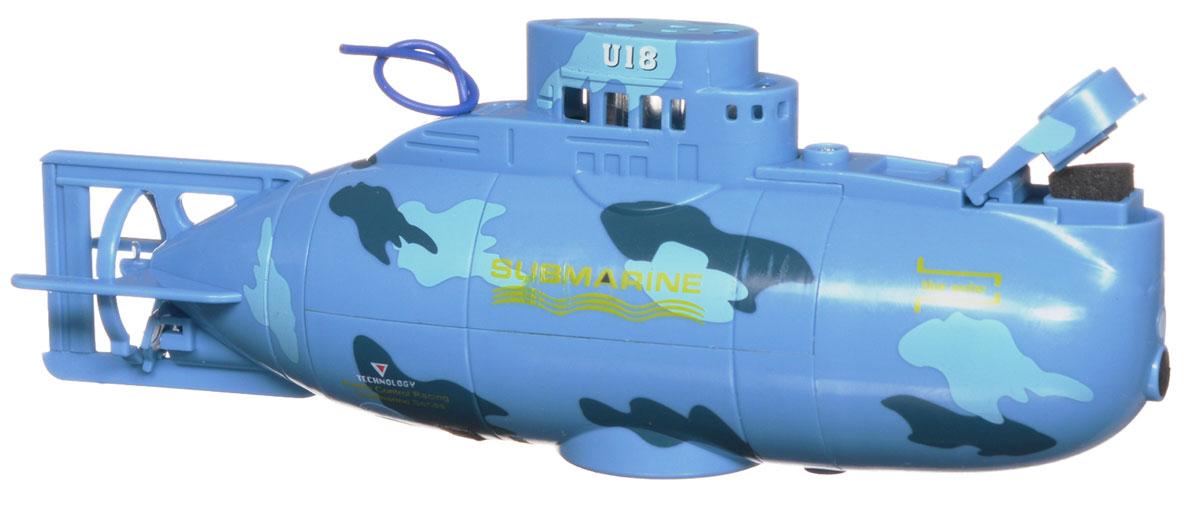 Bluesea Подводная лодка на радиоуправлении цвет синий