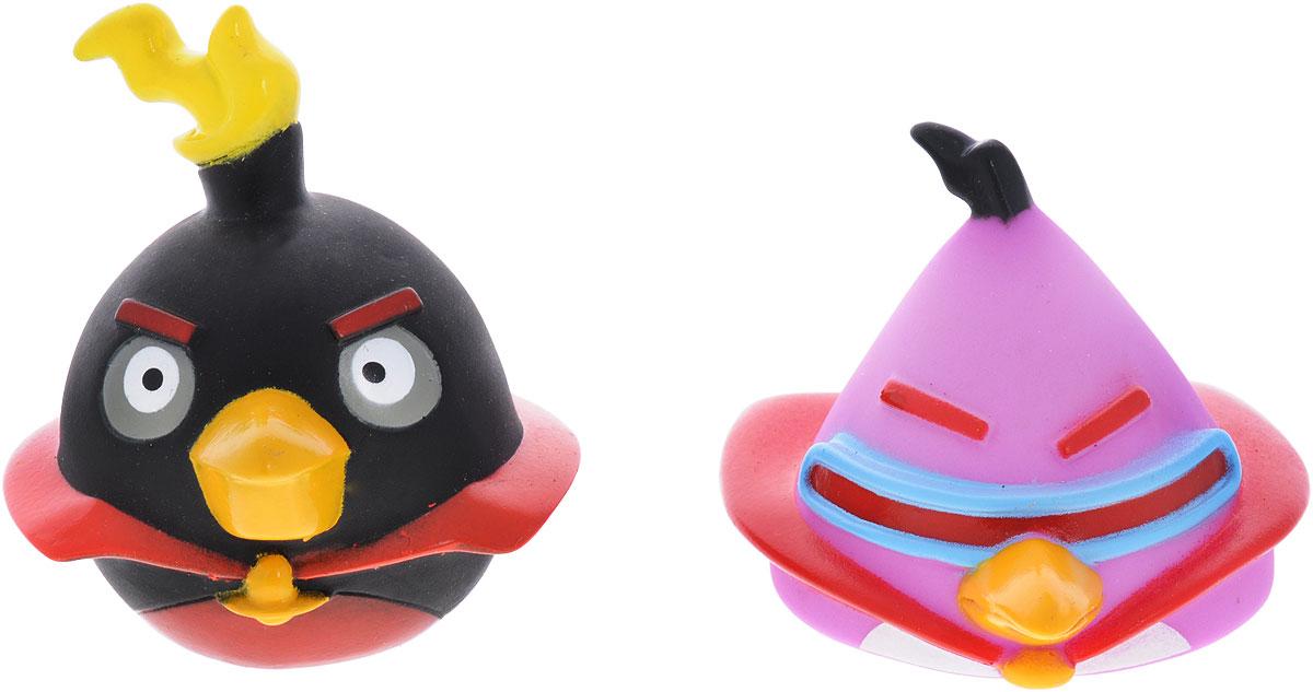 Angry Birds Игрушки для ванной Space цвет сиреневый черный