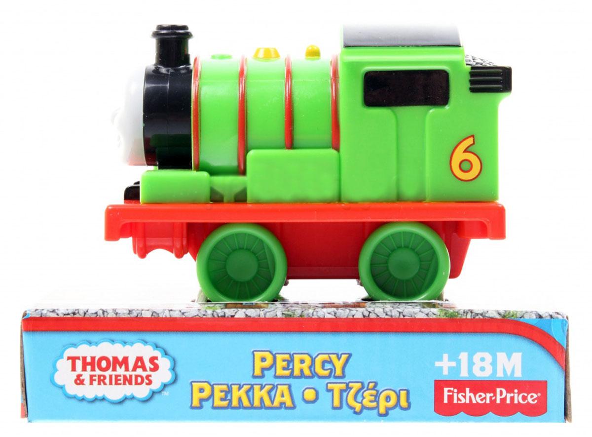 Thomas&Friends Паровозик Перси W2192