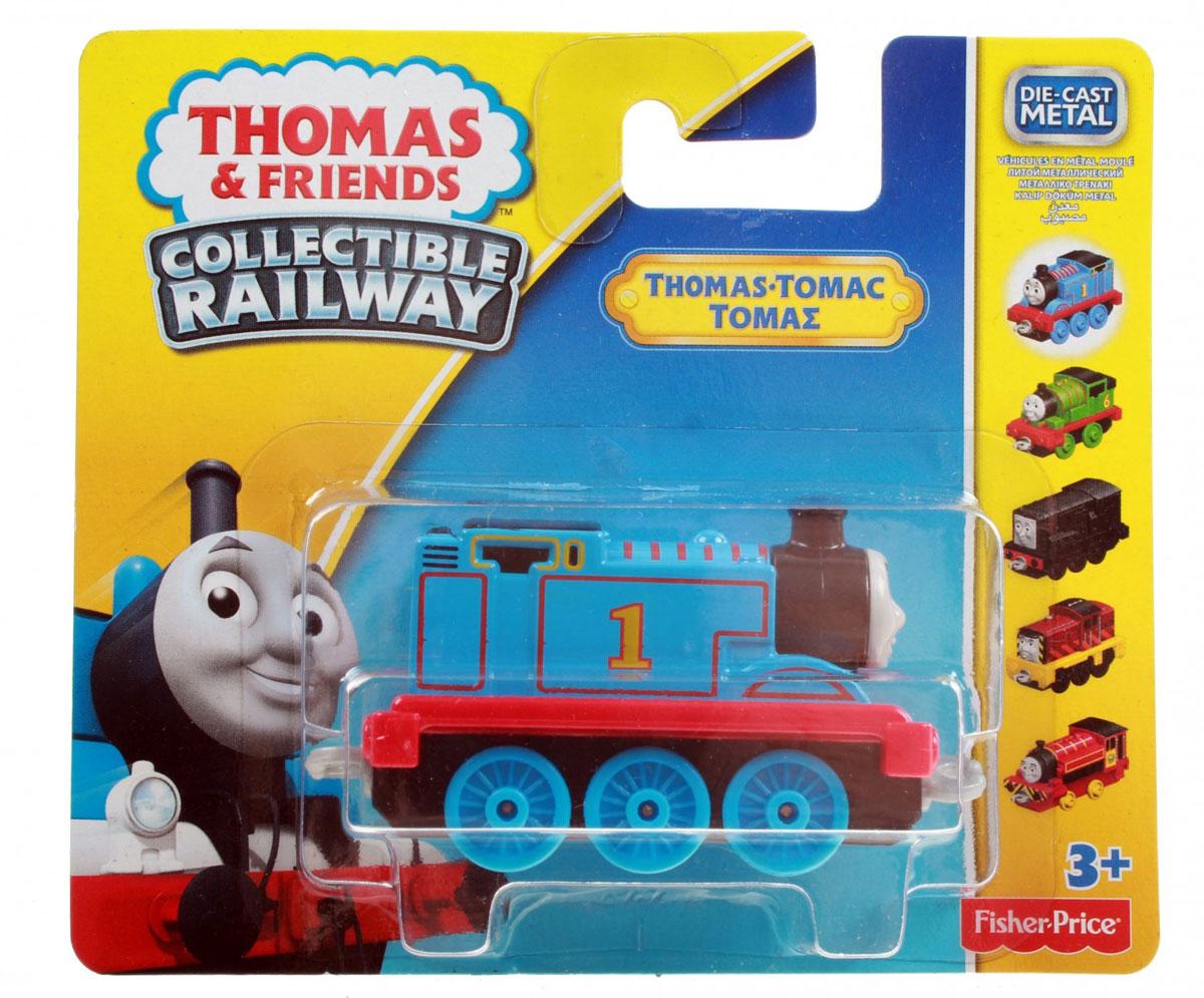 Thomas&Friends Паровозик Томас цвет голубой