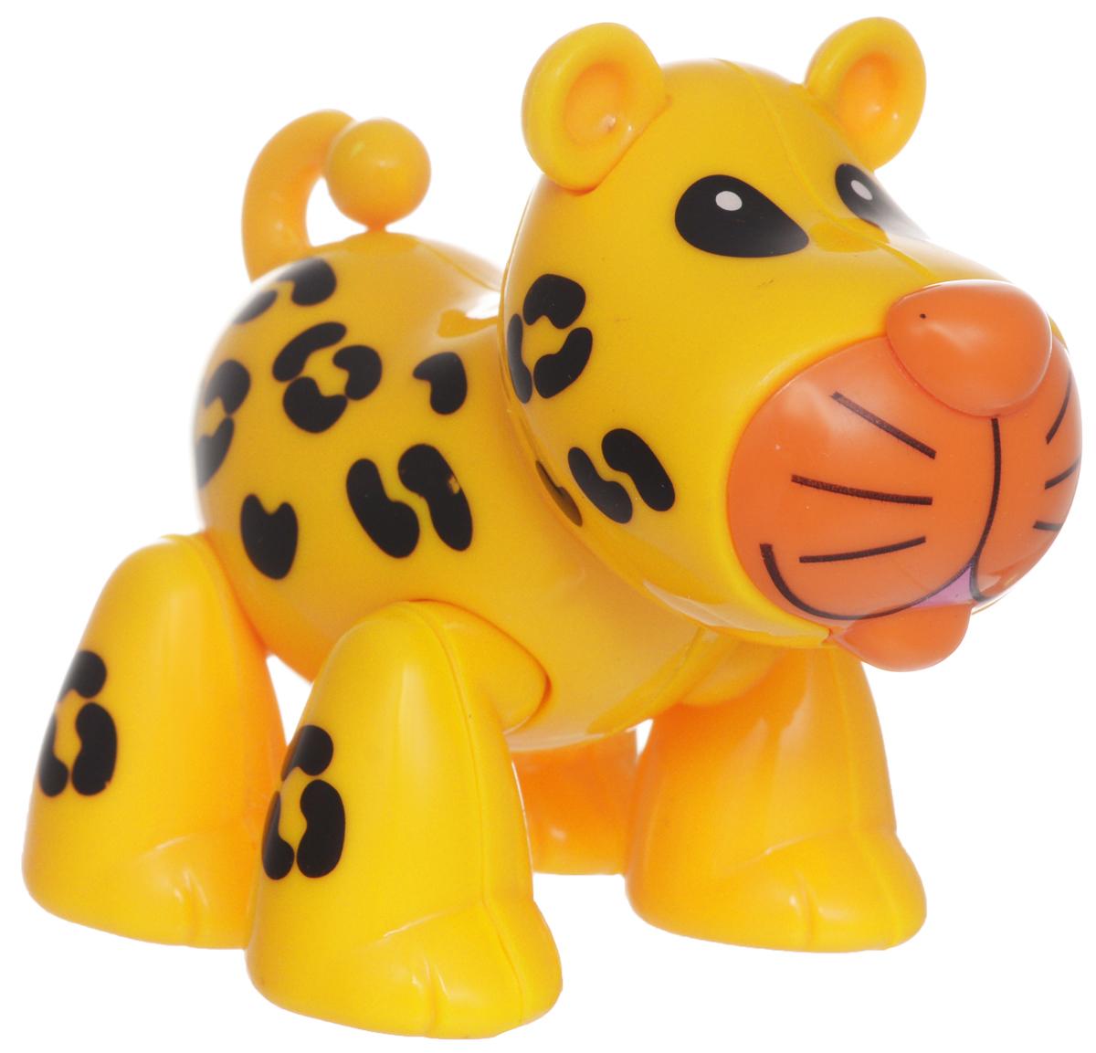 1TOY Фигурка В мире животных Леопард набор в мире животных 1toy