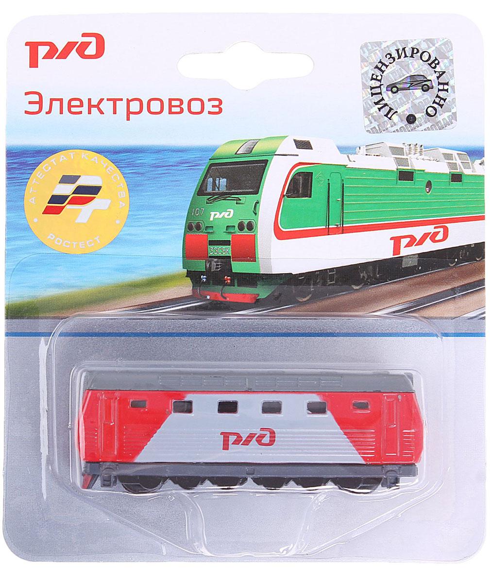 ТехноПарк Электровоз РЖД SB-13-16-T/BLС, Shantou City Daxiang Plastic Toy Products Co., Ltd