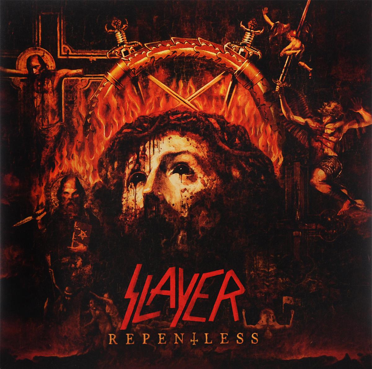 Slayer Slayer. Repentless (LP) slayer slayer christ illusion 180 gr