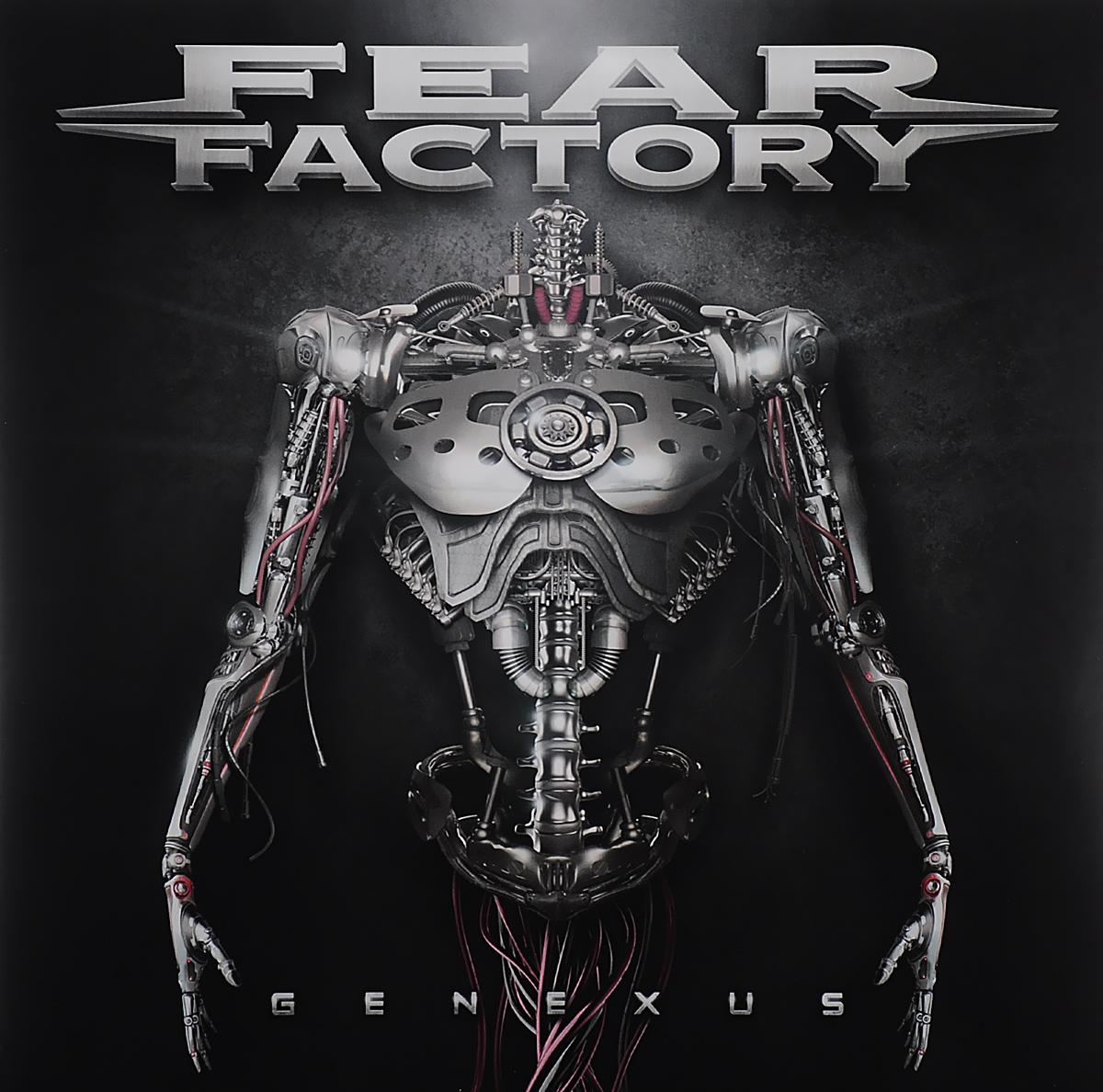 цена на Fear Factory Fear Factory. Genexus (2 LP)