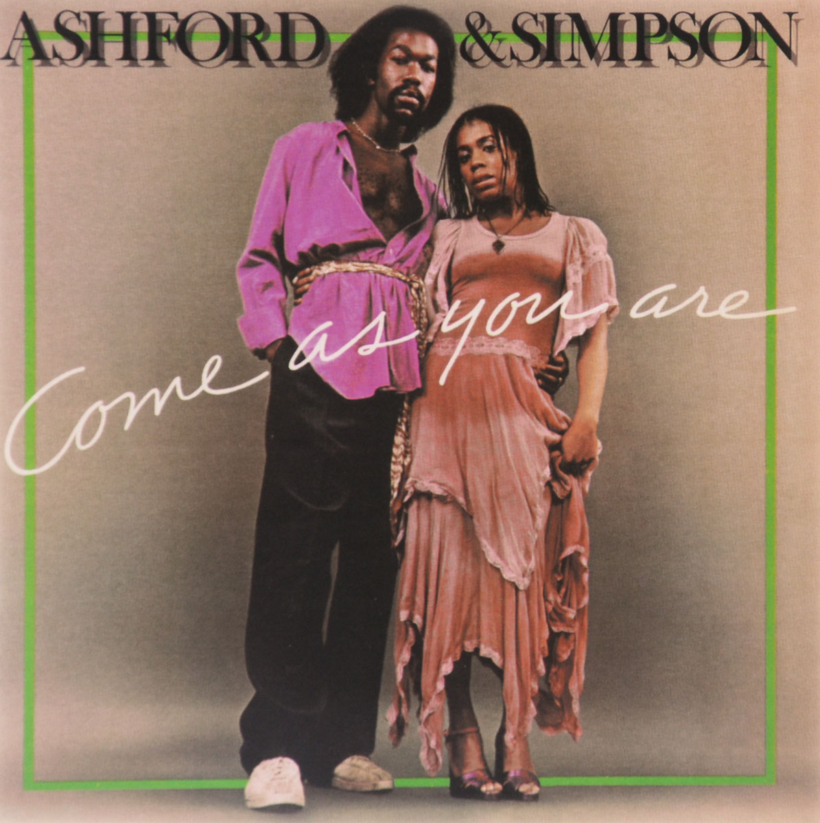 Ashford & Simpson. Come As You Are