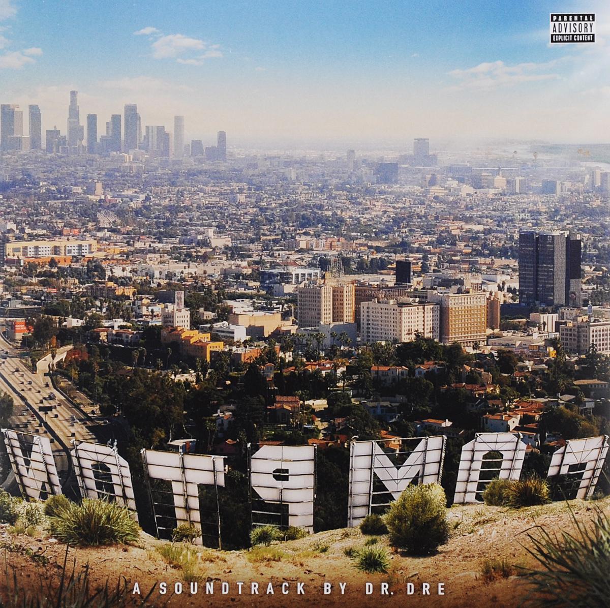 Dr. Dre Dr. Dre. Compton (2 LP) водосгон купить