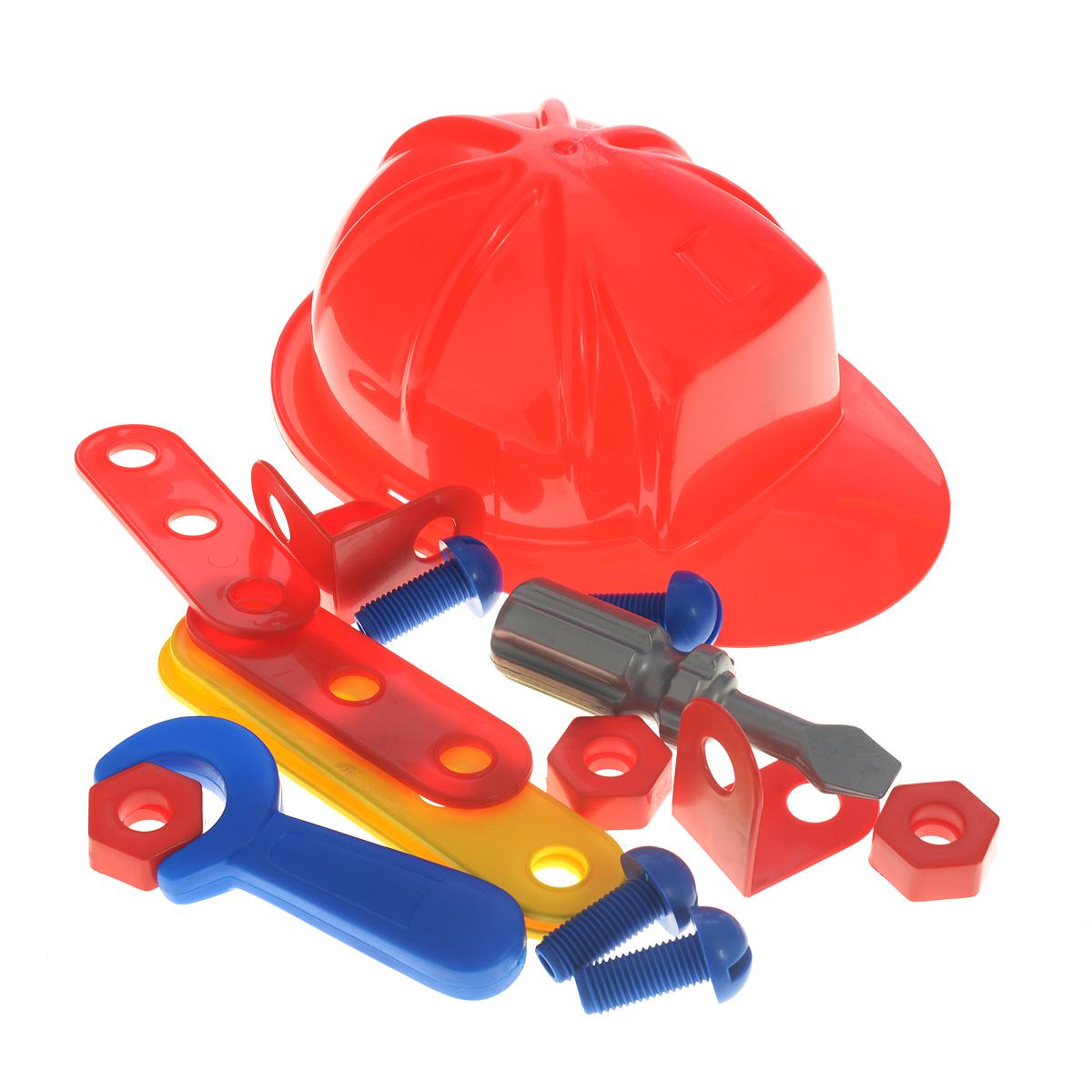 Palau Toys Игровой набор Super Work 17 предметов, Palau Hermanos, S.L.  - купить со скидкой