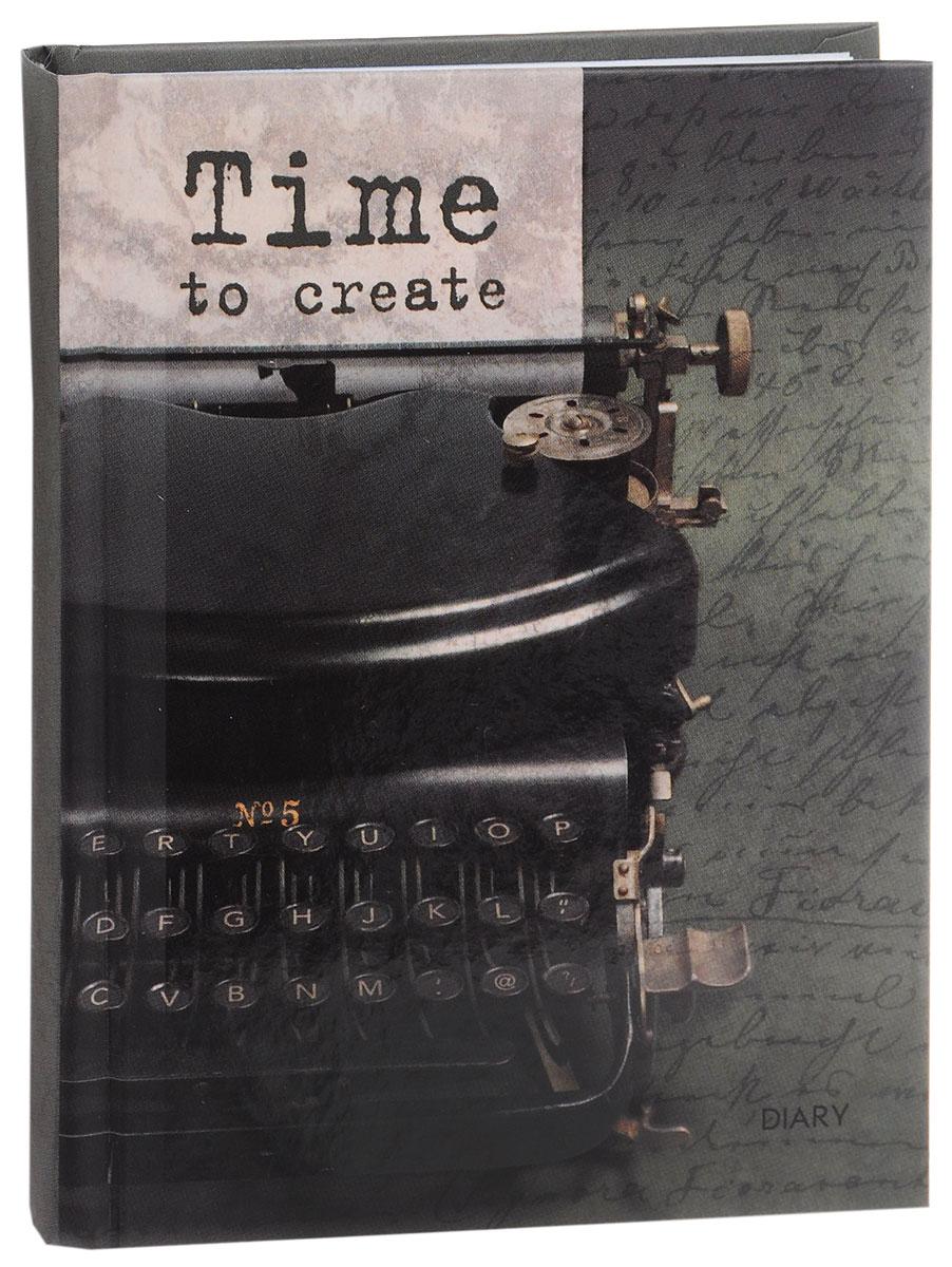 Listoff Ежедневник Время творчества недатированный 160 листов