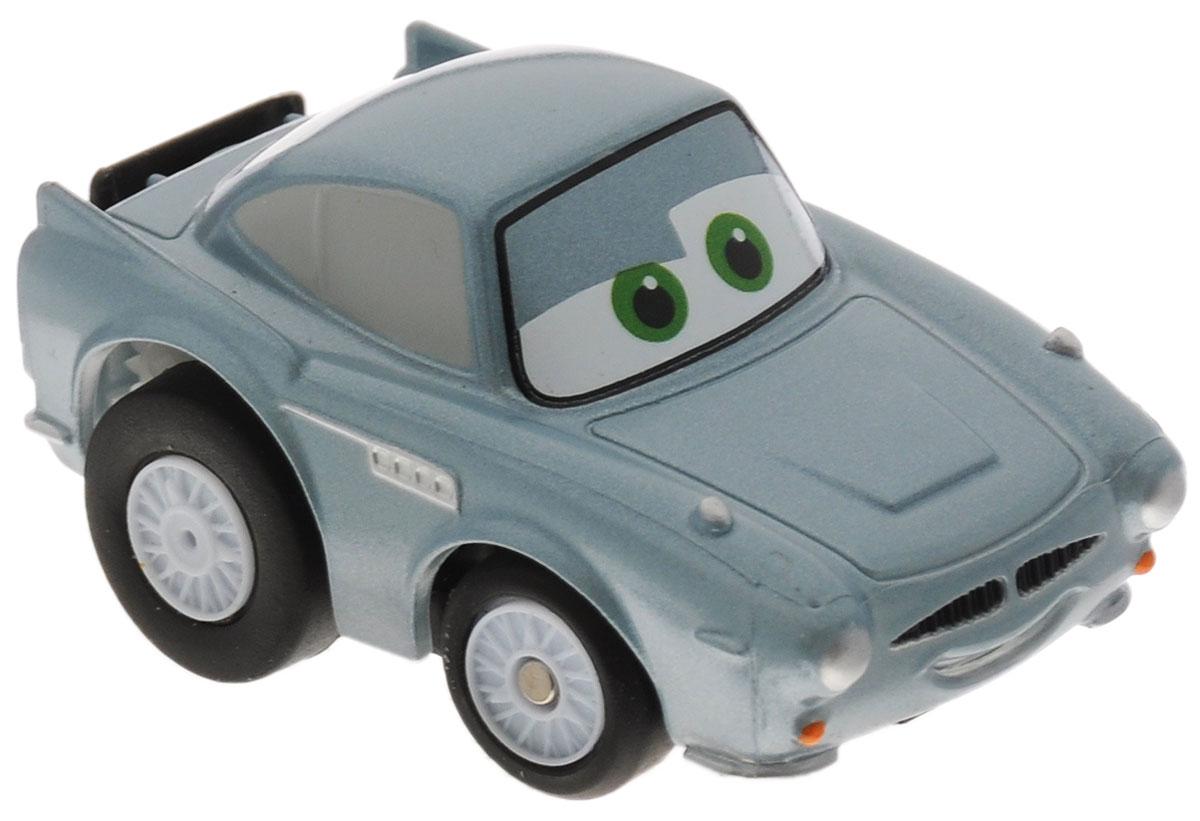 """Машинка на инфракрасном управлении Dickie Toys """"Тачки: Finn"""" - это полная копия полюбившегося героя мультсериала """"Тачки"""" шпионского автомобиля Финна. Игрушка может двигаться вперед, дает задний ход, поворачивает влево и вправо, останавливается.Точная настройка управления, 2 скорости, подзарядка от пульта дистанционного управления сделают игру комфортной и увлекательной. Машинка на инфракрасном управлении Dickie Toys """"Тачки: Finn"""" станет отличным подарком поклоннику этого популярного мультфильма! Игрушка работает от встроенного аккумулятора. Для работы пульта управления необходимы 4 батарейки типа ААА (не входят в комплект)."""