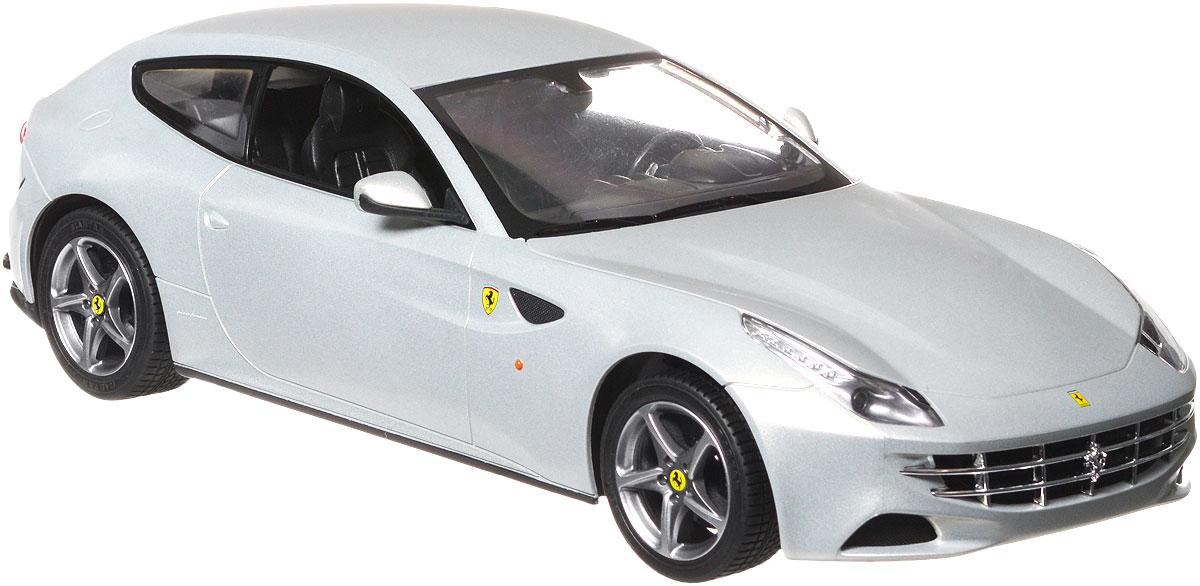 Rastar Радиоуправляемая модель Ferrari FF цвет серебристый