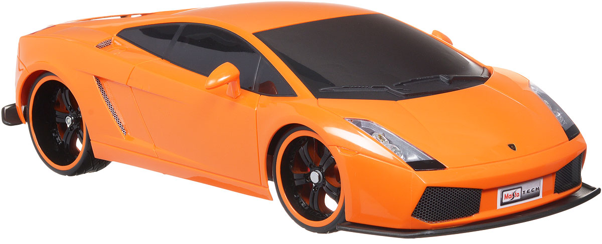 Maisto Радиоуправляемая модель Lamborghini Gallardo цвет оранжевый maisto радиоуправляемая модель ferarri ff цвет желтый
