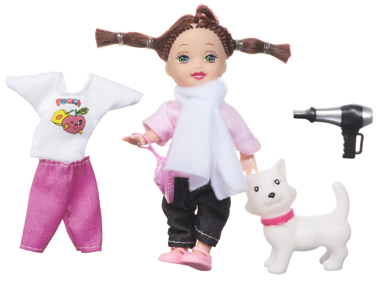 1TOY Мини-кукла Красотка Mini