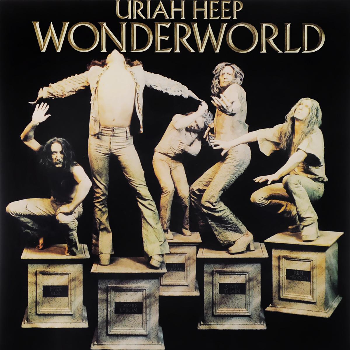 Uriah Heep Uriah Heep. Wonderworld (LP) uriah heep uriah heep official bootleg volume three live in kawasaki japan 2010 2 cd