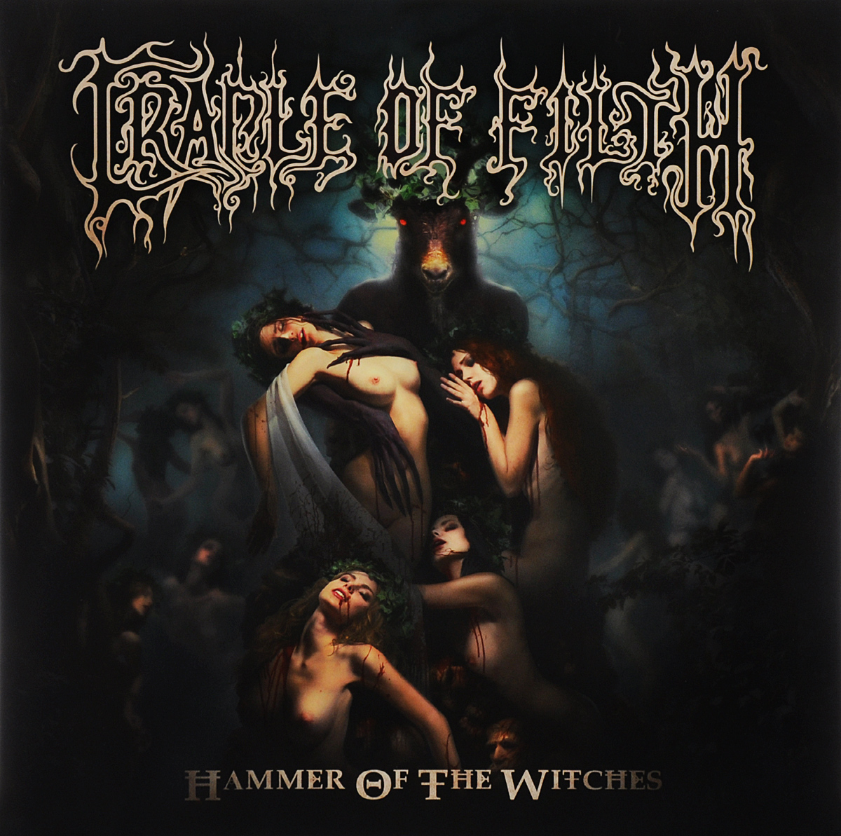 Cradle Of Filth Cradle Of Filth. Hammer Of The Witches (2 LP) чайник zimber zm 10829