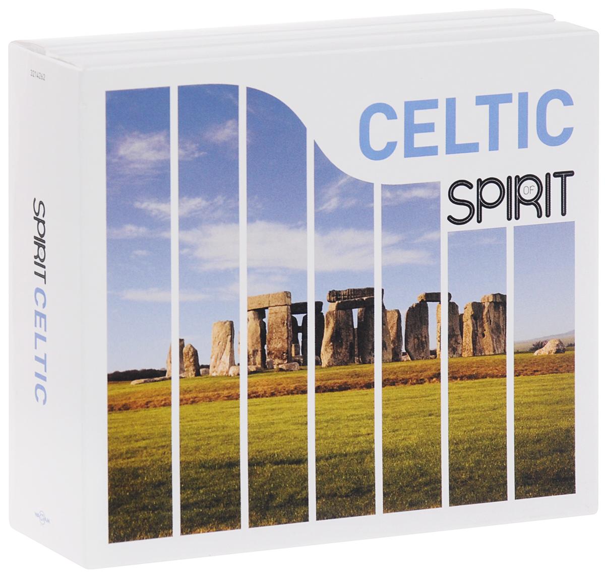 Spirit Of Celtic (4 CD)