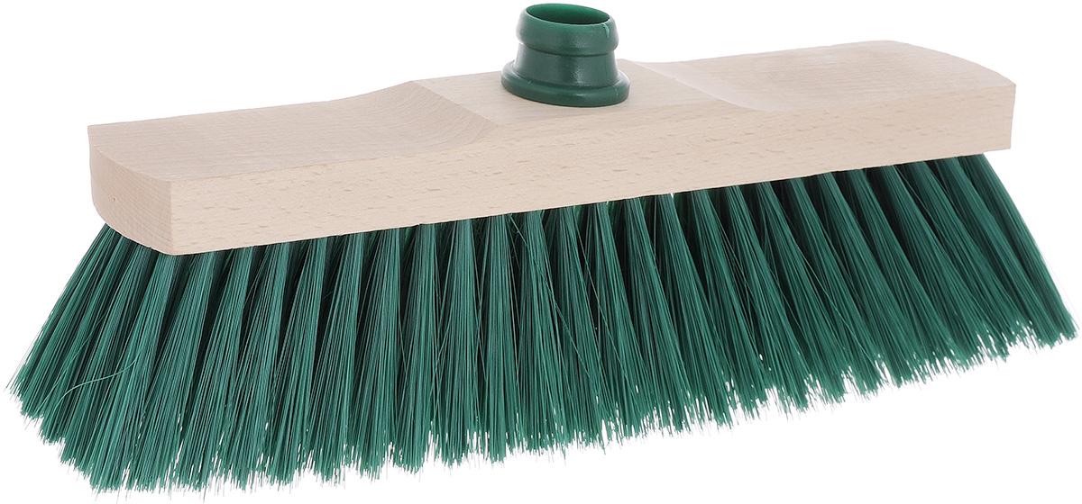 Щетка York Сара. 0020NN-604-LS-BUЩетка York Сара, выполненная из дерева, имеет длинный ворс, что позволяет более эффективно очистить загрязненную поверхность. Изделие имеет универсальную резьбу, подходящую ко всем стандартным рукояткам. Длина ворса: 6,5 см. Размер рабочей поверхности: 32 х 7 см.