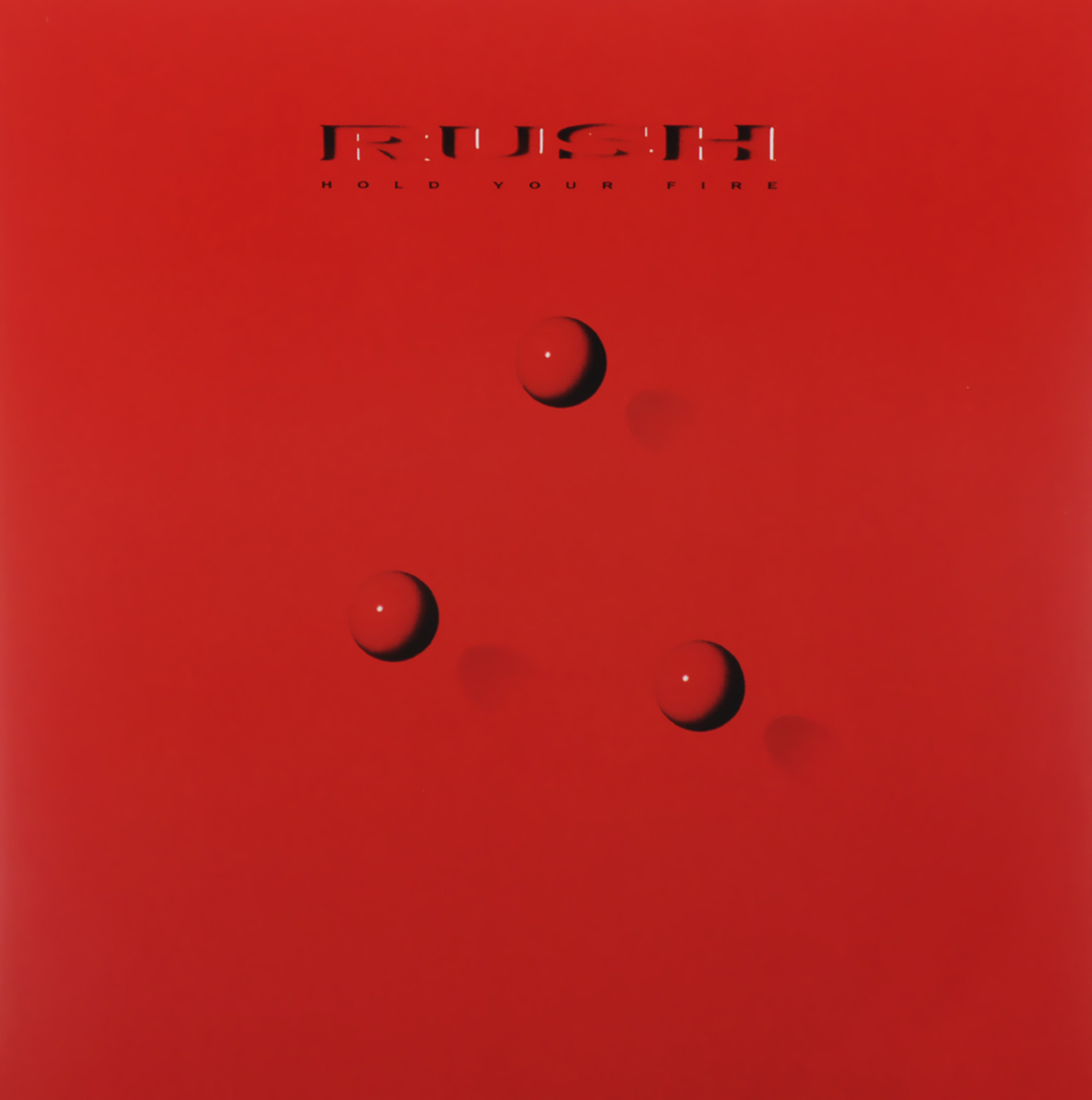 Rush Rush. Hold Your Fire (LP) rush rush signals blu ray audio