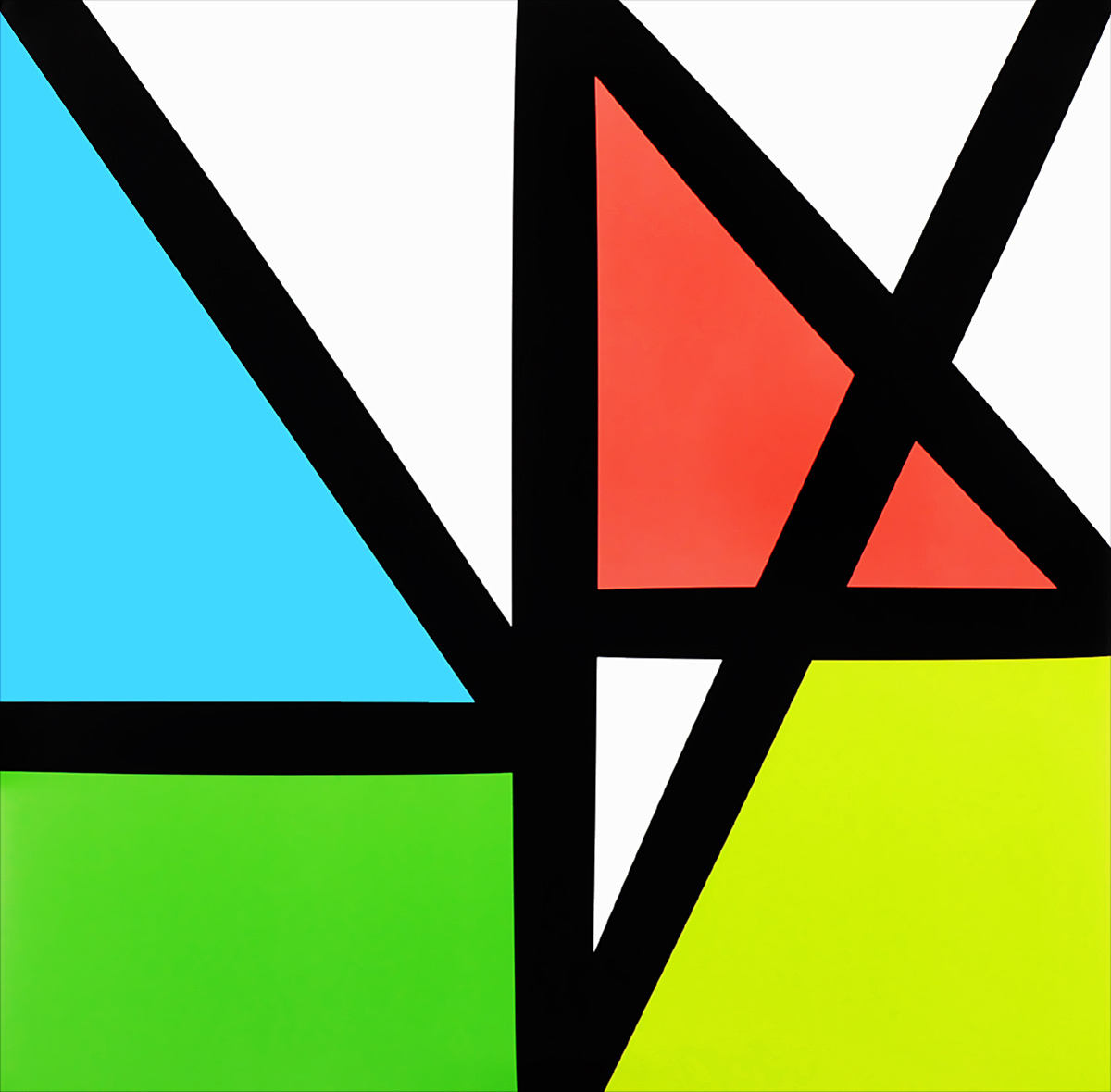 New Order New Order. Music Complete (2 LP) new original100