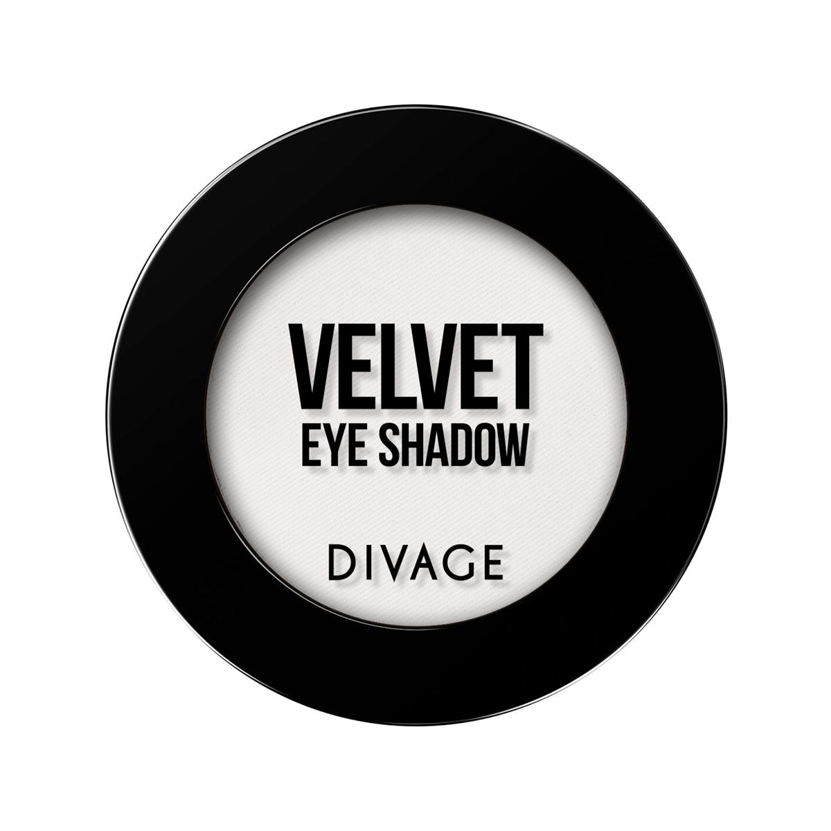 DIVAGE Матовые одноцветные тени для век VELVET , тон № 7303, 3 гр.5010777139655Хочешь профессиональный макияж в домашних условиях?! Тогда матовые тени VELVET это, то, что тебе нужно, главный тренд в макияже, насыщенные оттенки, профессиональные текстуры, ультра-стойкий эффект. Всё это было секретом визажистов, теперь этот секрет доступен и тебе! Палитра из 21 оттенка, позволяет создать великолепный образ для любого события. Текстура теней VELVET напоминает бархат, благодаря своей шелковистой формуле тени легко растушевываются по поверхности века, позволяя комбинировать между собой все оттенки палитры. Тени идеально подходят для жирной кожи век, за счёт своей плотной пудровой текстуры тени не осыпаются и не собираются в складках века, сохраняя идеально ровное покрытие до 8 часов.Хочешь профессиональный макияж в домашних условиях?! Тогда матовые тени VELVET это, то, что тебе нужно, главный тренд в макияже, насыщенные оттенки, профессиональные текстуры, ультра-стойкий эффект. Всё это было секретом визажистов, теперь этот секрет доступен и тебе! Палитра из 21 оттенка, позволяет создать великолепный образ для любого события. Текстура теней VELVET напоминает бархат, благодаря своей шелковистой формуле тени легко растушевываются по поверхности века, позволяя комбинировать между собой все оттенки палитры. Тени идеально подходят для жирной кожи век, за счёт своей плотной пудровой текстуры тени не осыпаются и не собираются в складках века, сохраняя идеально ровное покрытие до 8 часов.