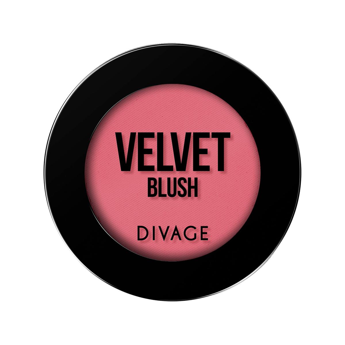 DIVAGE Румяна компактные VELVET, тон № 8704, 4 гр.215038Румяна VELVET - это естественный оттенок утренней свежести, придающий лицу сияющий и отдохнувший вид. Румяна с деликатным матовым эффектом создают максимально естественный образ. Формула с мелкодисперсной текстурой не перегружает макияж. Стойкий цветовой пигмент сохраняется в течение всего дня. Палитра из четырёх оттенков позволяет использовать этот продукт как для придания легкого румянца, так и для коррекции овала лица.Свежий, нежный или насыщенный игривый румянец - вот что делает наше лицо по-настоящему светящимся! Больше всего свежести макияжу придадут персиковые и розовые оттенки. Если твоя кожа имеет тёплый бежевый или золотистый оттенок, выбирай персиковую палитру румян. Розовый румянец больше подойдет девушкам с холодным оттенком кожи. Цветные румяна наноси по центру щеки, совершая мягкие круговые движения кистью. Коричневые и бронзовые цвета можно использовать в качестве корректирующих румян, накладывая их в зону скулы и по контуру лица