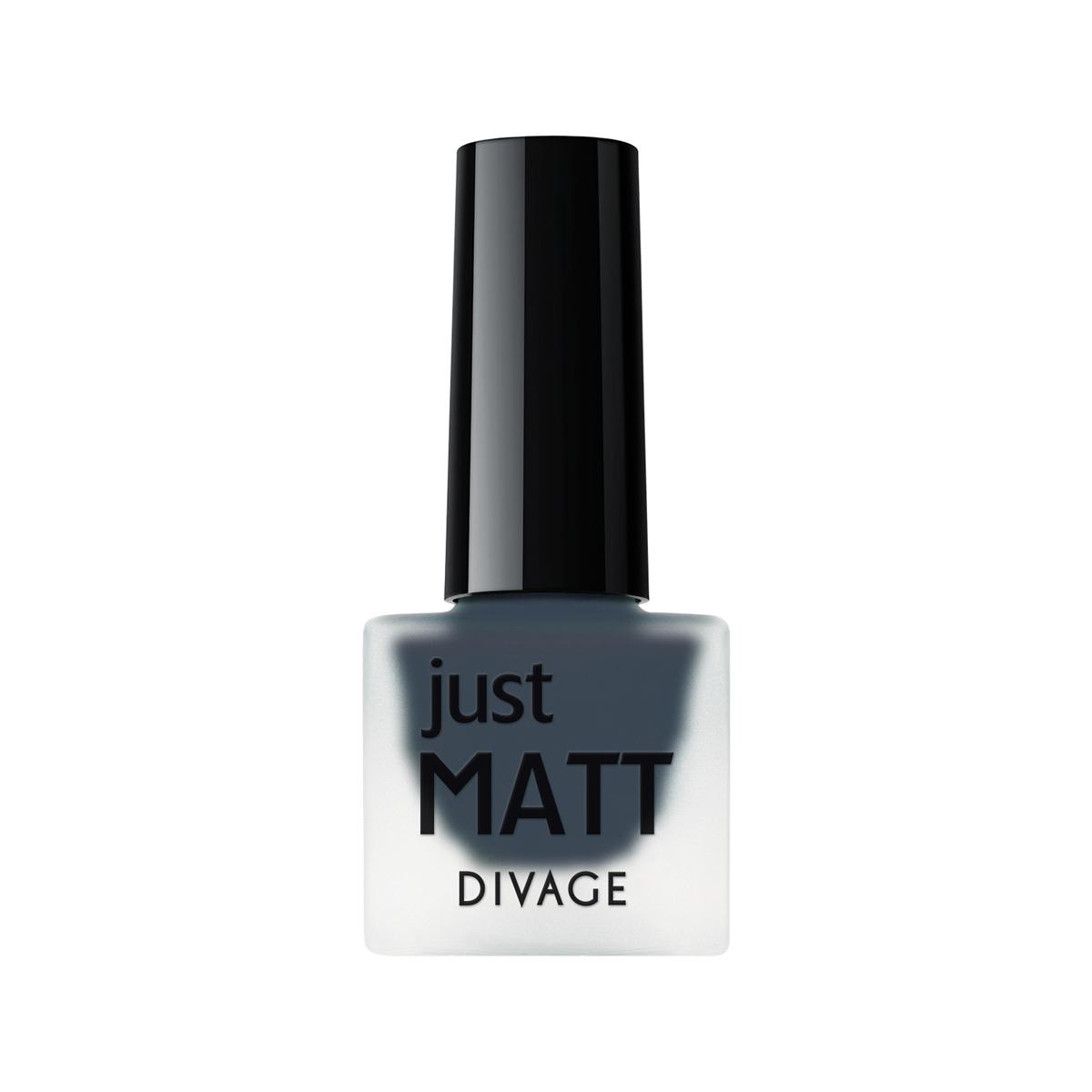 DIVAGE Лак для ногтей JUST MATT, тон № 5601, 7 мл6Легкая мягкая текстура лака позволяет выполнить маникюр с эффектом матового покрытия. Настоящая бархатная фантазия для твоего образа. Лак выравнивает неровности ногтевой пластины и позволяет создать идеальный маникюр с насыщенным цветом в один слой. Коллекция постоянно дополняется и обновляется новыми актуальными цветами. С оттенками коллекции JUST MATT легко воплотить в жизнь различные nail-дизайны, и каждый раз ваш маникюр будет смотреться стильно и по-новому!Легкая мягкая текстура лака позволяет выполнить маникюр с эффектом матового покрытия.Настоящая бархатная фантазия для твоего образа. Лак выравнивает неровности ногтевой пластины и позволяет создать идеальный маникюр с насыщенным цветом в один слой. Коллекция постоянно дополняется и обновляется новыми актуальными цветами.