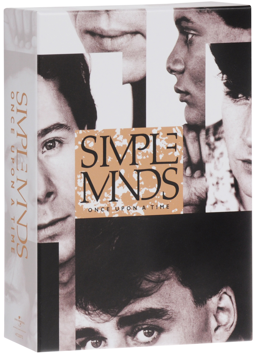 Simple Minds Simple Minds. Once Upon A Time (5 CD + DVD) simple minds simple minds once upon a time 5 cd dvd