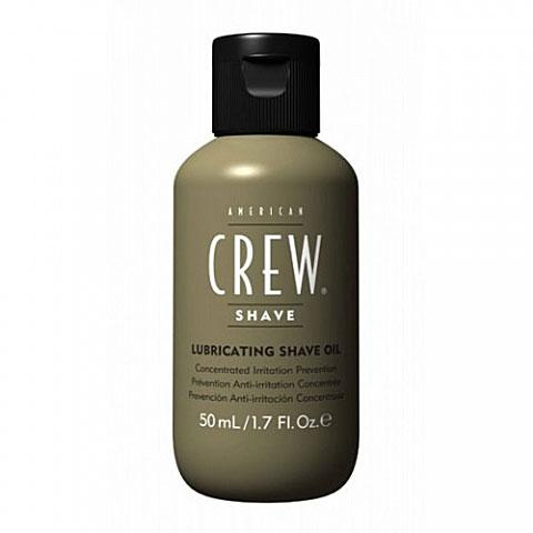 American Crew Масло для бритья Lubricating Shave Oil 50 мл28032022Натуральное масло от компании American Crew предназначено для применения перед процессом бритья, тем самым подготавливая кожу к раздражительному и ранящему воздействию бритвы. Сочетание натуральных масел позволяет смягчать кожу, делая при этом бритье более качественным. Экстракты розмарина и гвоздики, проникая в поры, освежают и охлаждают кожу. Очищение кожи маслом помогает избавиться от омертвевших участков.