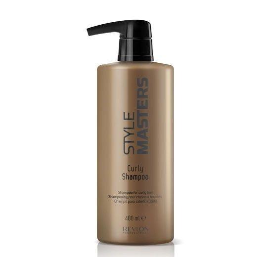 Revlon Professional Style Шампунь для вьющихся волос Masters Curly Shampoo 400 млFS-00897Revlon Professional Style Masters Curly Shampoo Шампунь для вьющихся волос создан специально для тщательного и активного ухода за вьющимися волосами. Этот продукт от компании Revlon Профессионал обеспечивает глубокое питание и увлажнение волос до самых кончиков, воздействует на волосяной стержень, смягчая волосы и устраняя такую неприятную проблему, как спутывание волос, а вместе с этим облегчая процедуры ежедневного расчёсывания. Шампунь Ревлон Professional эффективно и бережно очищает не только волосы, но и кожу головы.Шампунь для вьющихся волос Ревлон Профессионал Style Masters Curly с лёгкостью справится с самыми непослушными и проблемными волосами. Для получения наиболее эффективного результата данный продукт рекомендуется применять вместе с другими средствами, которые особенно хорошо подходят для кожи вашей головы.