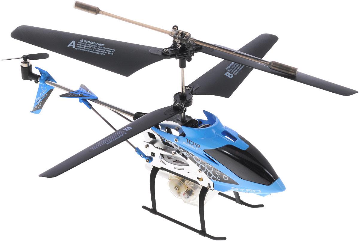 1TOY Вертолет на радиоуправлении Gyro-109 Bubble